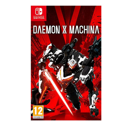 SWITCH DAEMON & MACHINA