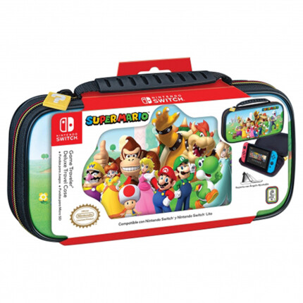 SWITCH FUNDA DELUXE TRAVEL CASE NNS53A SUPERMARIO