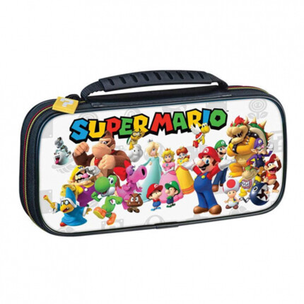 SWITCH FUNDA DELUXE TRAVEL CASE NNS53B SUPERMARIO