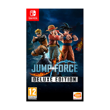 SWITCH JUMP FORCE DELUXE EDITION
