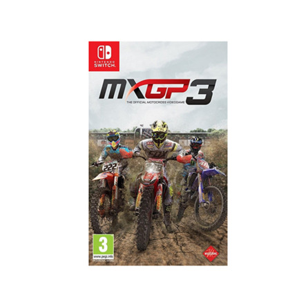 SWITCH MXGP 3 THE OFFICIAL MOTOCROSS VIDEOGAME