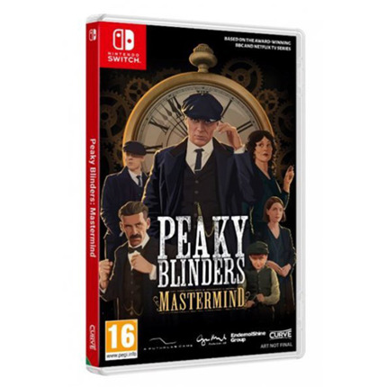 SWITCH PEAKY BLINDERS: MASTERMIND