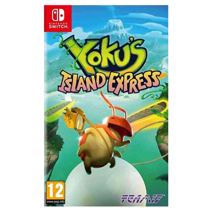 SWITCH YOKU?S ISLAND EXPRESS