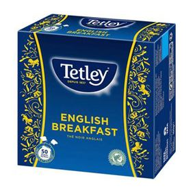 TETLEY ANGLAIS TIR'PRESS X50ST