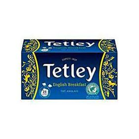 TETLEY TIR PRESS ENGLISH X25ST
