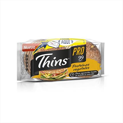 THINS THINS PROTEIN X6, 232G