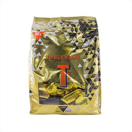 TOBLERONE XOCOLATA  TINY MIXED 750G