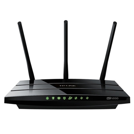 TP LINK ARCHER C1200 DUAL BAND ROUTER