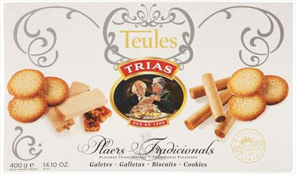 TRIAS TEULES ASSORTIMENT 400G