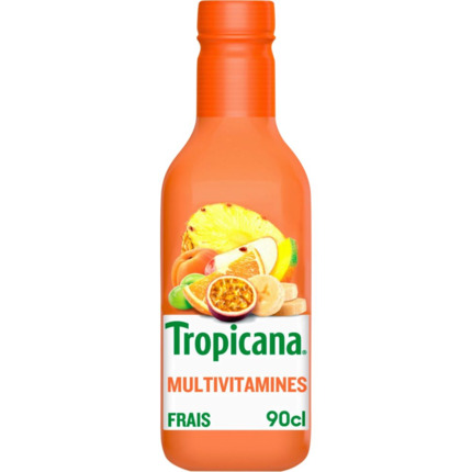 TROPICANA MULTIFRUITS PET 90CL