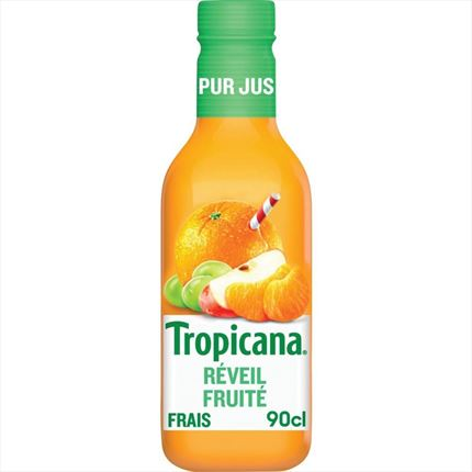TROPICANA TARON/RAIM/CLEMENT. PET 90CL.