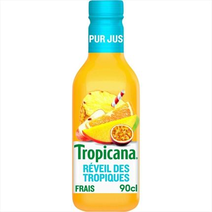TROPICANA TROPICAL PET 90CL.