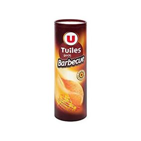 TUILES GOUT BARBECUE U 170G