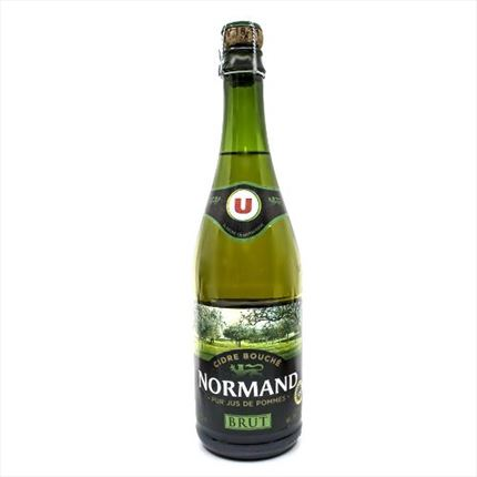 Sidra Normand Brut  75cl.