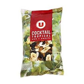 U  COCKTAIL TROPICAL   500GR