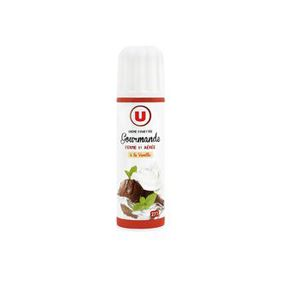 U CREMA BATUDA 250ML