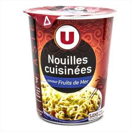 U FIDEUS SAVOR FRUITS DE MAR 70GR