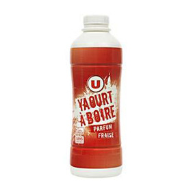 U IOGURT LIQUID MADUIXA 850ML