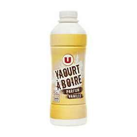 U IOGURT LIQUID VANILLE 850ML