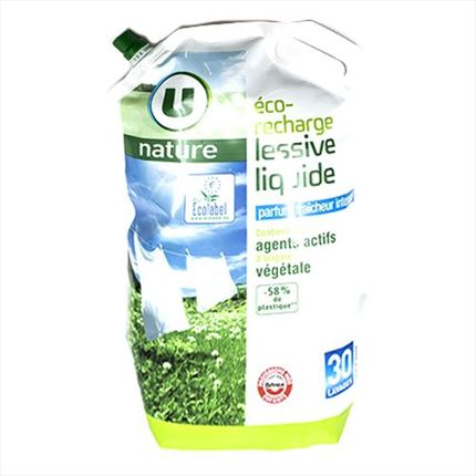 U LIQUID FRESCOR INTENS REC. ECO 2L.