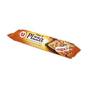 U MASSA MAXI PIZZA RECTANGULAR 500GR
