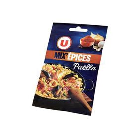 U MIX PAELLA 25GR