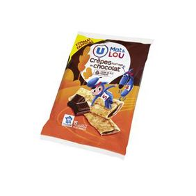 U M&L CREPES FARCIDES XOCO 480GR