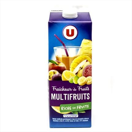 U NECTAR MULTIVITAMINES  2L