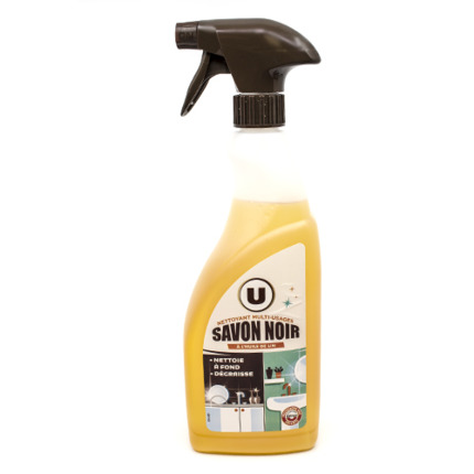 U  NET.MULTIUSOS SABO NEGRE SPRAY 750ML