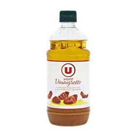 U VINAGRETA TOMAQ SECS 550ML
