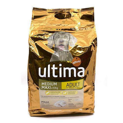 ULTIMA GOS ADULT PLLSTRE AMB ARROS 3KG