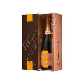 V.CLICQUOT ROSE RES.75CL.