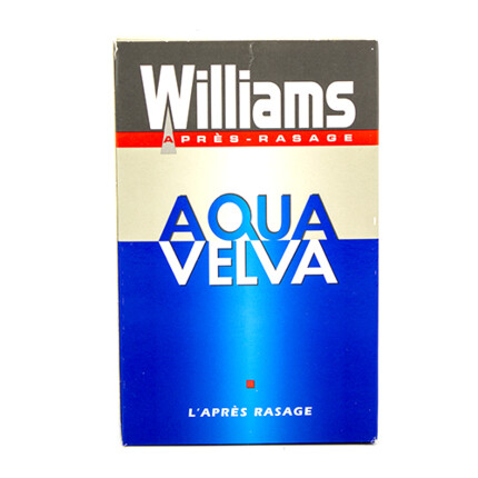 WILIAMS AQUA VELVA AFTER