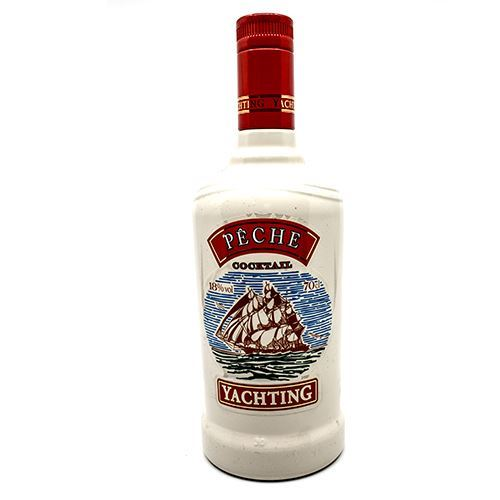 YACHTING WHISKY PECHE 70CL