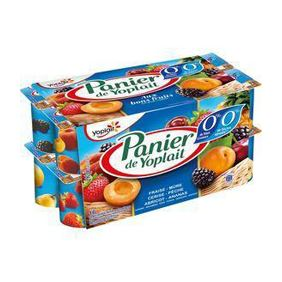 YOPLAIT IOGURT DESCR.GUSTOS VARIATS 16X125GR