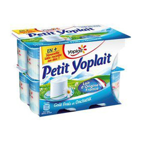 YOPLAIT PETIT NATURAL 12X60GR