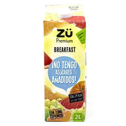 Z? PREMIUM--EXPREMUT BREAKFAST
