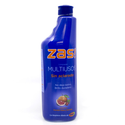ZAS MULTIUSUS RECANVI 750ML